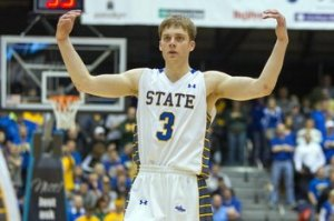 NCAA Basketball: Summit League Tournament-South Dakota State vs North Dakota State