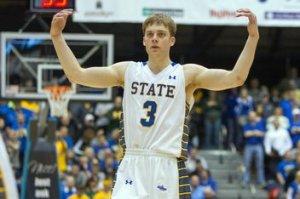 NCAA Basketball: Summit League Tournament-South Dakota State vs North Dakota State
