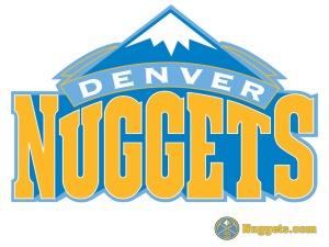 Denver-Nuggets-White-Logo-Wallpaper