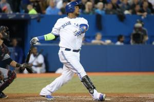 Juan Francisco is averaging a HR every 13.2 AB vs RHP, Boom!