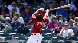 Gregorius has been glorious against right handed pitching slashing 270/359/483 in the desert
