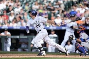 Arenado is quietly emerging in Tulo's shadow in Colorado