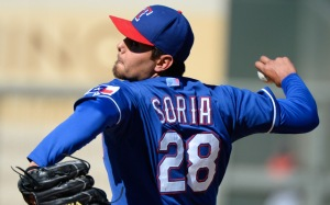 Soria is on his way to Motown to set-up...for now