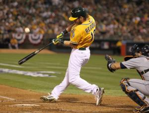 "Reddick is more than a ""careless whisper"" but has his swagger back slashing 307/356/560 vs RHP"