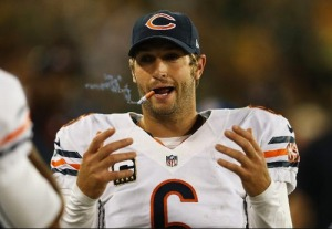 Our staff seems to agree; Smokin' Jay Cutler is flying under the radar