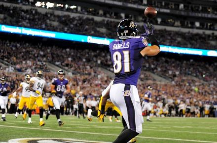 With Dennis Pitta done for 2014, Owen Daniels is a must-add.