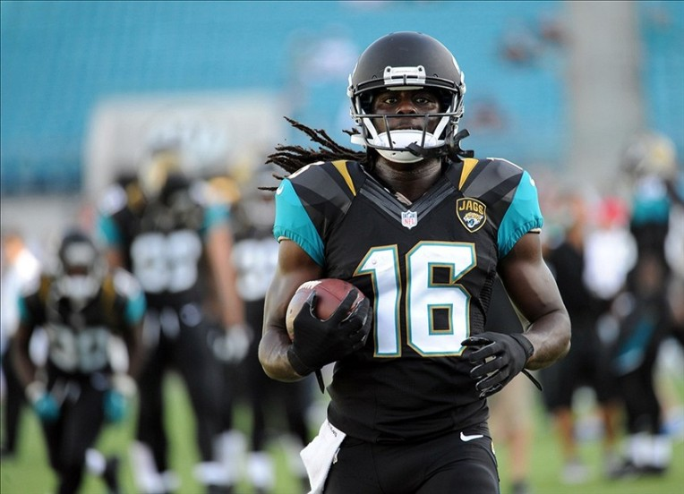 Denard Robinson was a big reason why an opposing defense failed to record double-digit fantasy points for the first time against the Jags in 2014