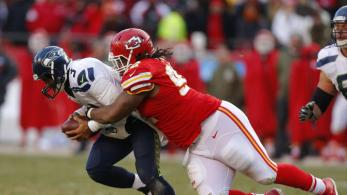 The Chiefs have a great week 12 matchup against the Raiders ahead