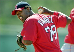 HanRam bring his high OPS back to where he started in Boston for five years at 90 million dollars.