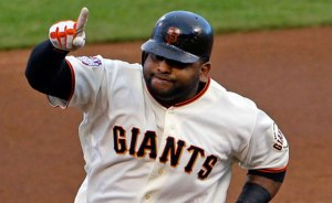 Sandoval's fantasy power numbers should see a jump but do not pay for over 20 HR's