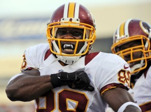 If there were a game for Pierre Garcon to regain his fantasy relevance, this is it