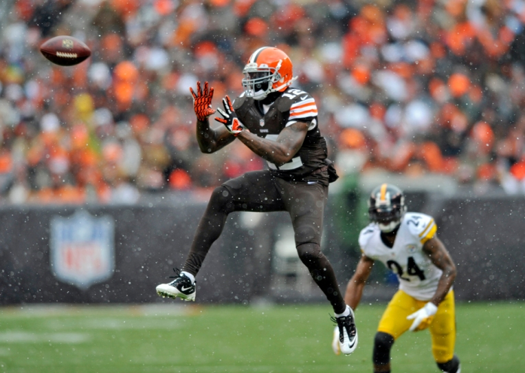 Josh Gordon is back! Is it possible to sell high on him before he's even caught a pass?