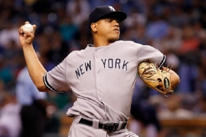 Is Betances the heir apparent to the Yankees closer gig ala Rivera in 1997?