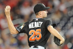 Heaney is moving to LA but is now an Angel and will compete to be the 5th starter