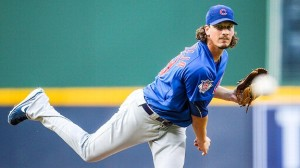 Jeff Samardzija takes his 96 MPH sinker & 200+ K's to Chicago to join Chris Sale at the top of the White Sox rotation