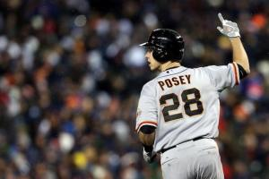 Buster Posey is a world champion & reigning #1 catcher on the Player Rater but he is not worth his ADP